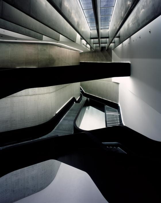 MAXXI國立二十一世紀藝術博物館