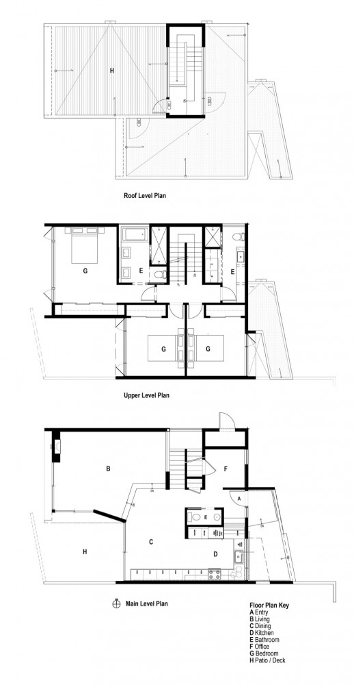 後院雅居(Backyard House/SHED Architecture & Design)