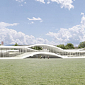 勞力士學習中心(Rolex Learning Center/SANAA)