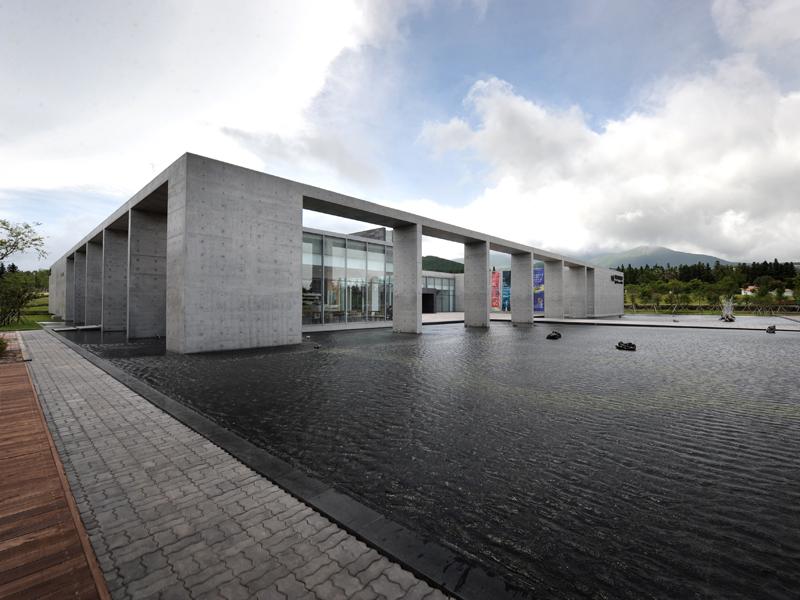 韓國濟州美術館(Jeju Museum of Art/GANSAM)