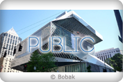 Public Buildings_Seattle Central Library
