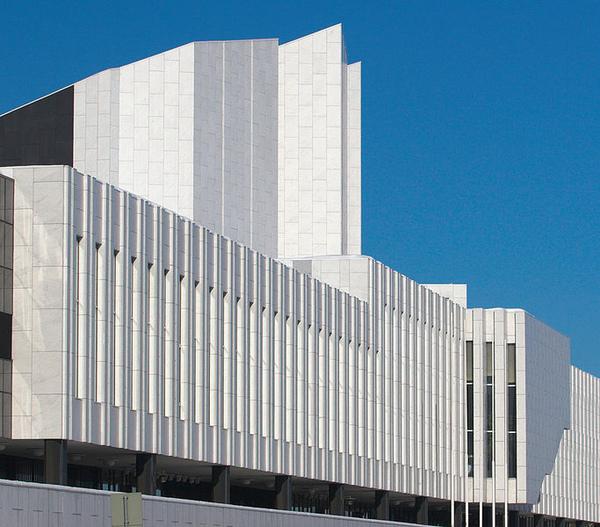 <芬蘭廳 Finlandia Hall>