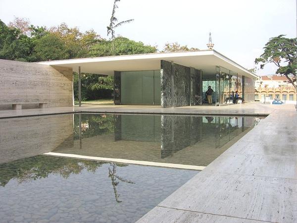 <巴塞隆納展覽館 Barcelona Pavilion>