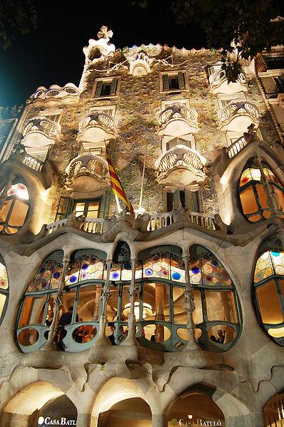 <巴特婁之家 Casa Batlló>