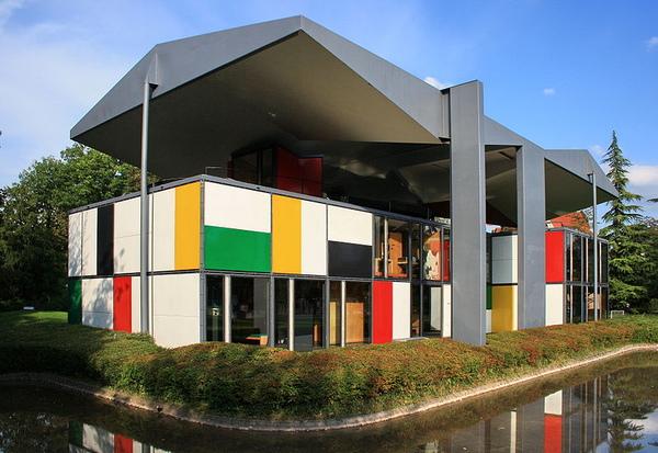 <柯比意中心 Centre Le Corbusier>