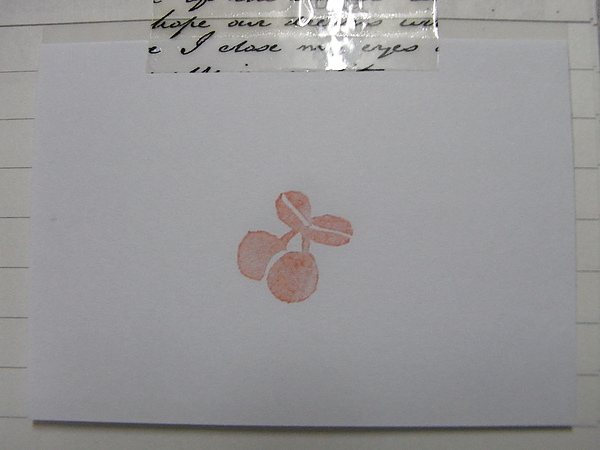 no.22 Little Cherry(贈)