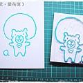 no.2爆炸頭QQ熊