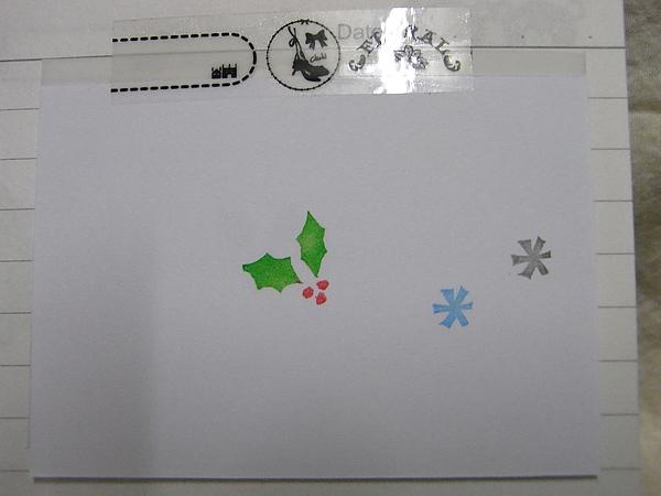 no.48聖誕系列-小章組合