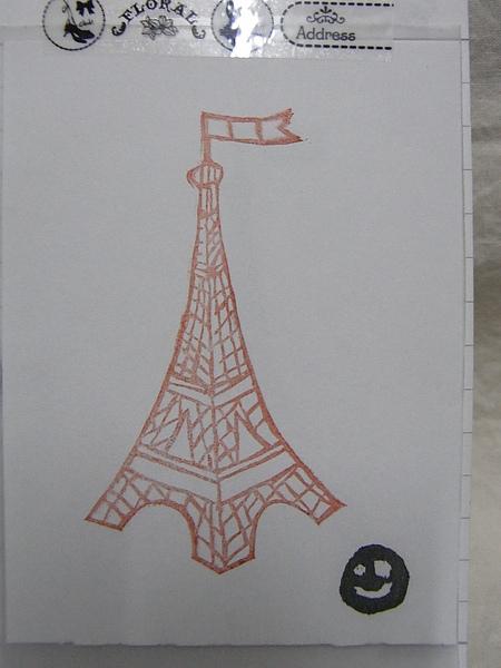 no.38巴黎鐵塔