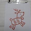 no.46聖誕系列-麋鹿先生