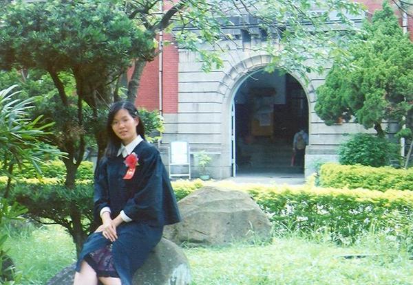 法學院烏龜池畔