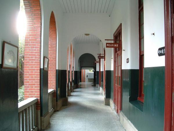 法學院前排教室