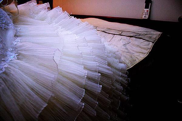 老妹的婚紗
