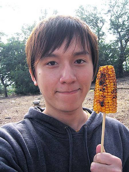 我愛烤玉米