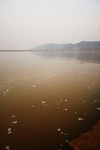 超冷的黃河