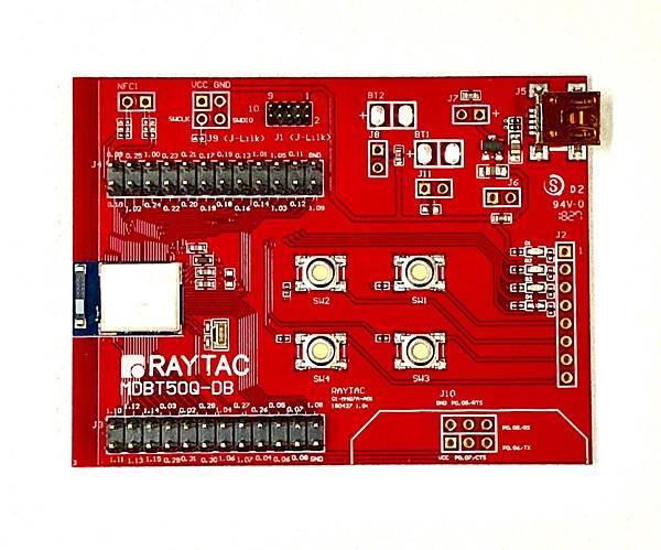 Nordic nRF52840 MDBT50Q Demo Board.jpg