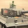 擬真度十足的德軍坦克