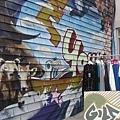 0626kenshintonmarket街頭塗鴉2