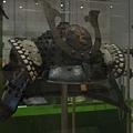 0628安省皇家博物館-日本武士的頭盔