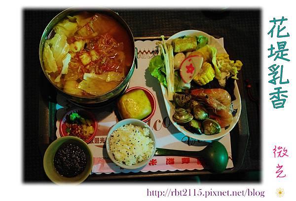 韓式泡菜鍋-海鮮