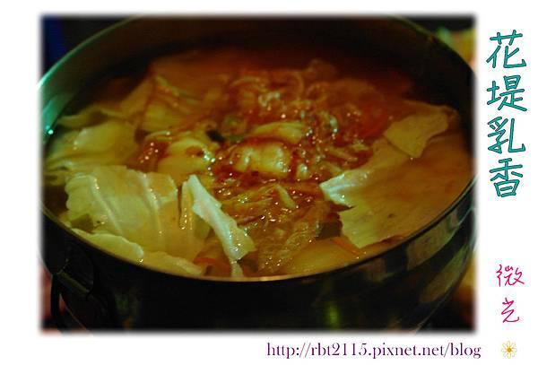 湯底-韓式泡菜鍋