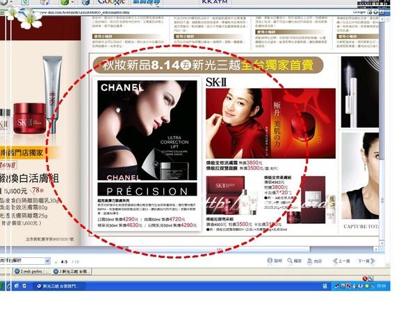 2009秋季化妝品節台南新天地DM.jpg