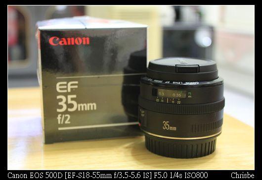 1128  35mm f 2.0 定焦鏡
