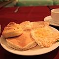 又是厲害的早餐buffet