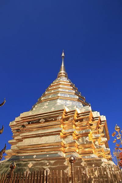 清邁  雙龍寺