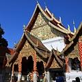 清邁  雙龍寺 入口