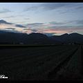 0622稍縱即逝的火燒雲夕陽