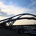 永安漁港--大橋
