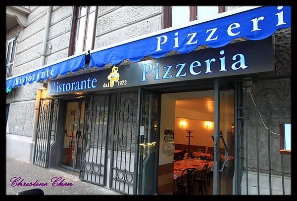 0724晚餐地點 小木偶pizza