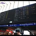 0724複雜的車站看板 此時感到相當焦慮