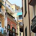 0725 Amalfi 五彩繽紛的房子