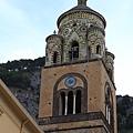 0725 Amalfi. Bell Tower