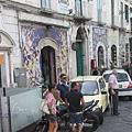 0725 往Amalfi途中 Sita bus所見街景2