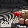 0726小熊遊世界--大型露天劇場