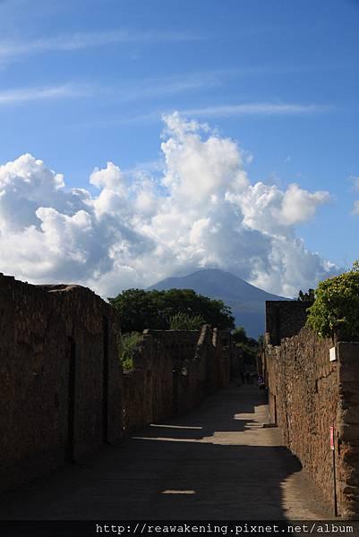 0726最後再看一眼維蘇威火山