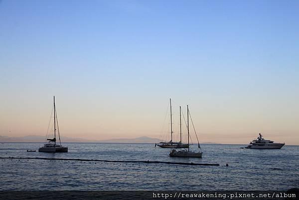 0727海上帆船點點