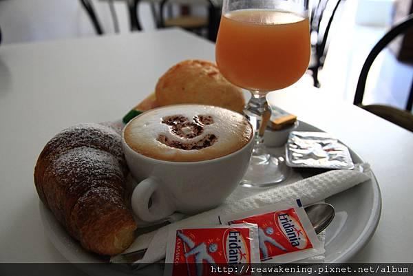0728 A Scalinatella 感動到爆表的早餐