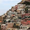 0728 Positano是阿瑪菲沿海有名的山城