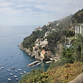 0728 再次搭上Sita bus 準備前往Positano