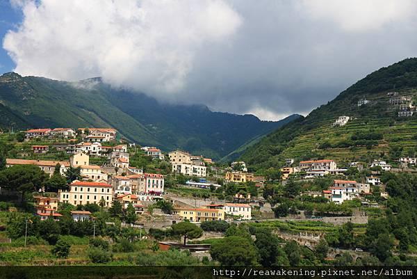 0729 Ravello果然是個寧靜的小鎮
