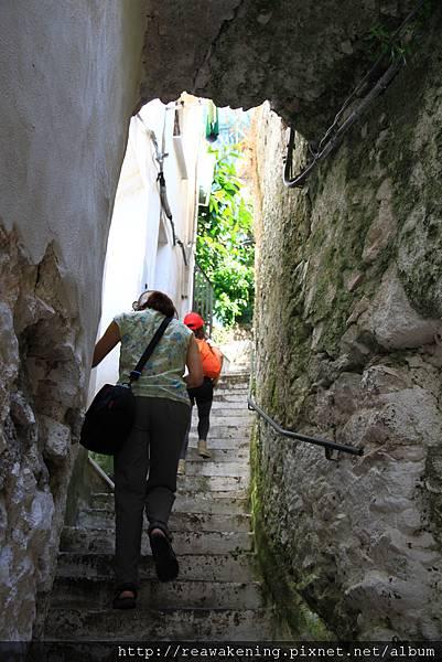 0729 今日行程 從Atrani步行到Ravello