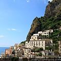 0729 這裡和昨日的Positano很神似