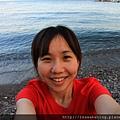 0729 嘿 我在地中海海邊玩水