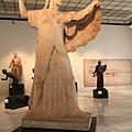 0730 Ahtena 雅典娜戰神雕像  好不容易有認識的神要拍一下