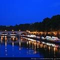 0730 台伯河夜景2 這條河晚上比白天美