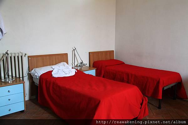 0731 Orsa Maggiore Roma 我們在羅馬的住宿
